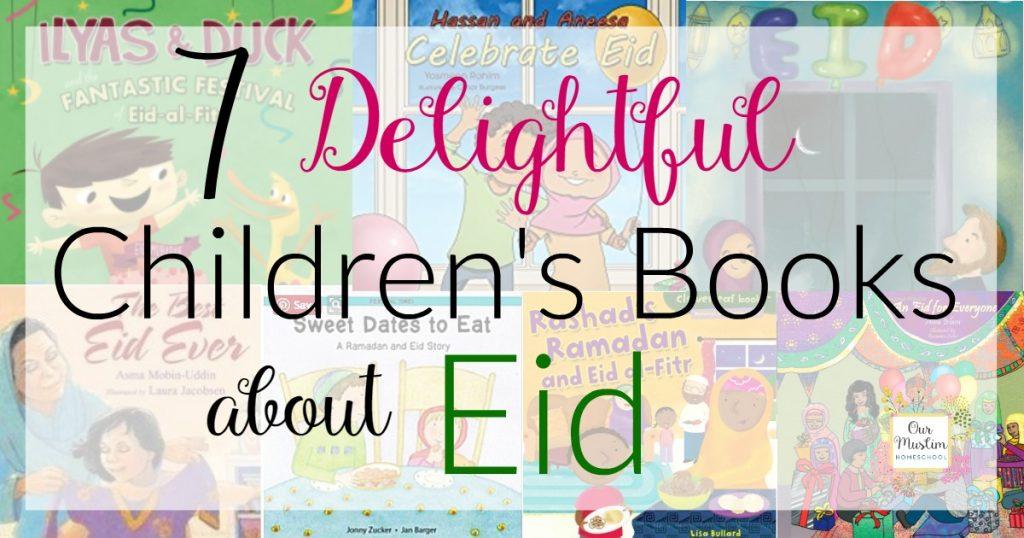 Eid Books for Children