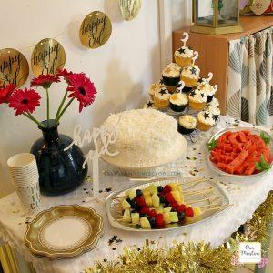 Children's Eid Party Dessert Table