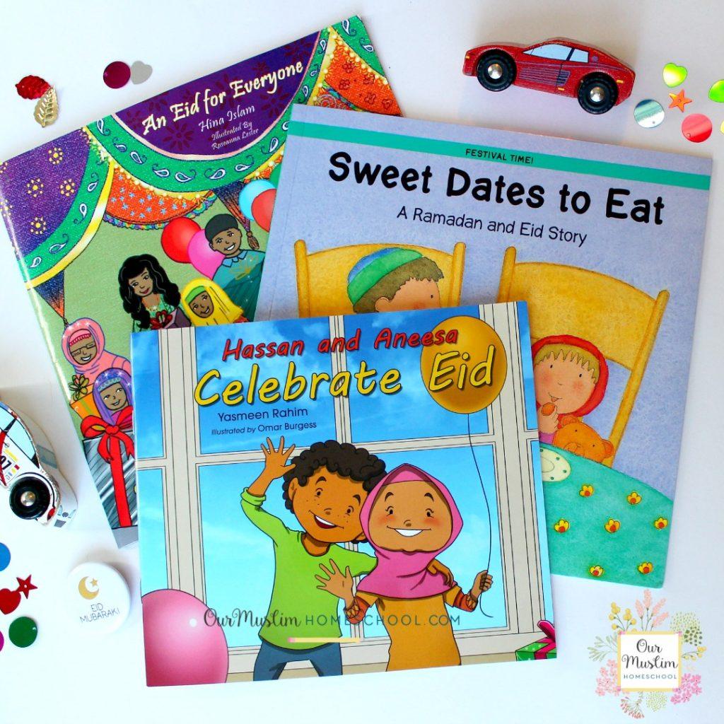 Eid books for kids