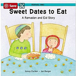 Children's books about Eid: sweet dates