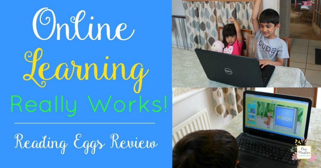 Reading eggs homeschool review