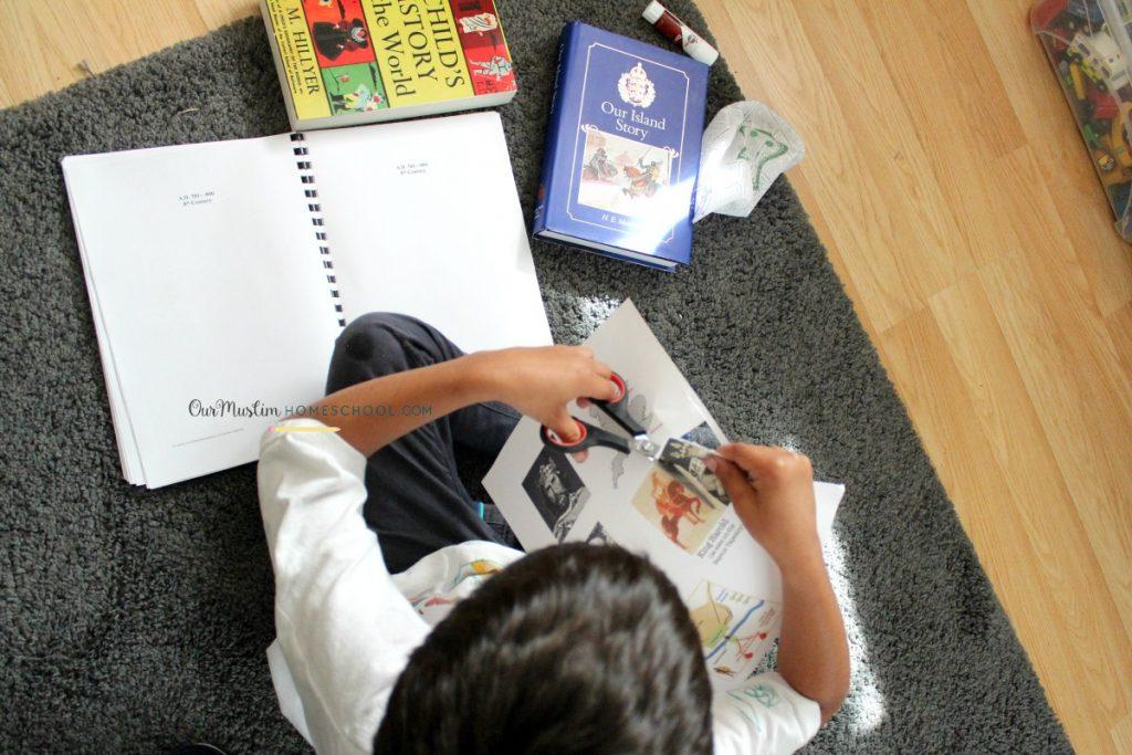 Muslim homeschool week