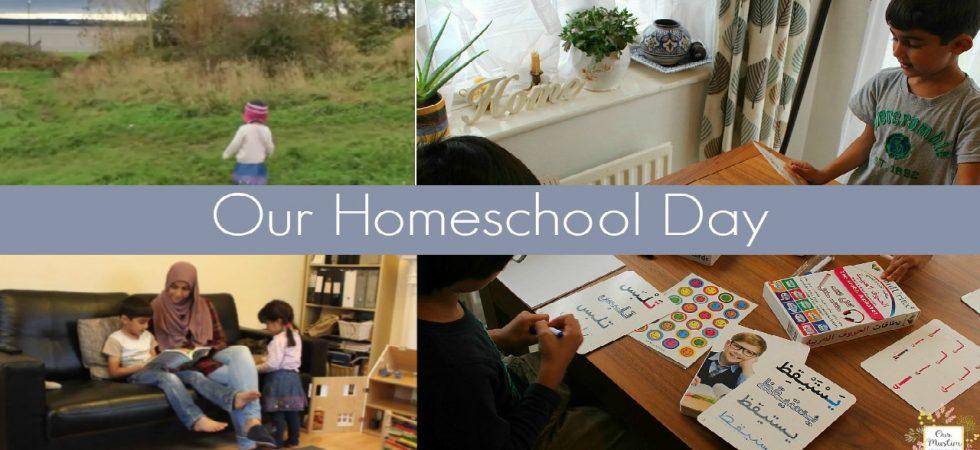 Muslim homeschool UK DITL Arabic