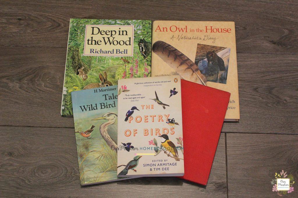Literature about birds