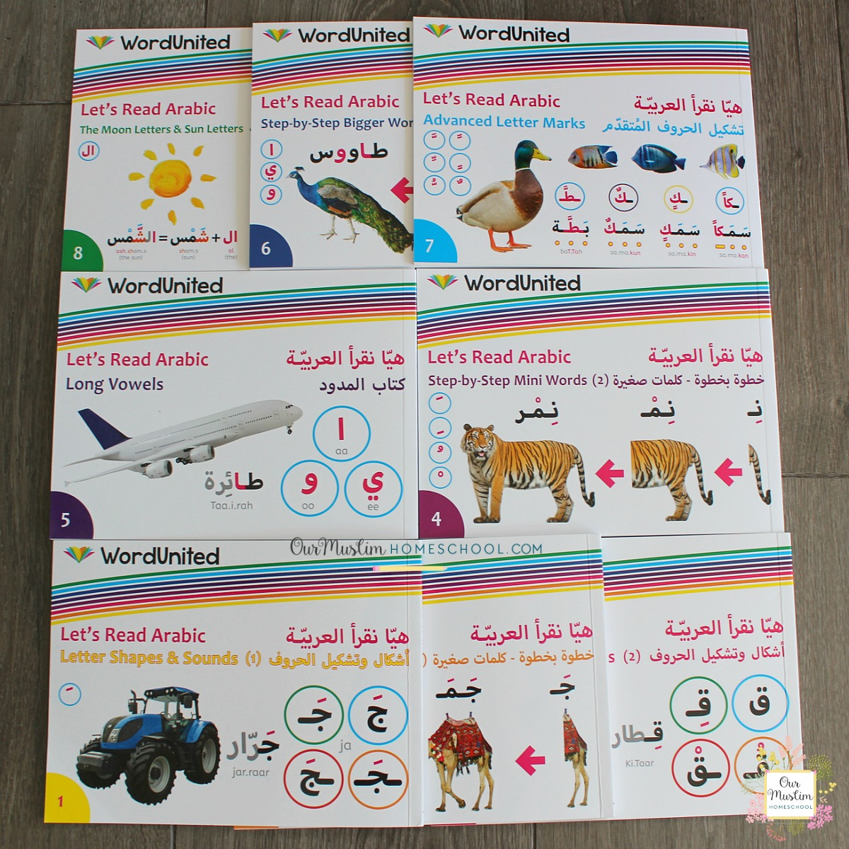 Let's Read Arabic WordUnited