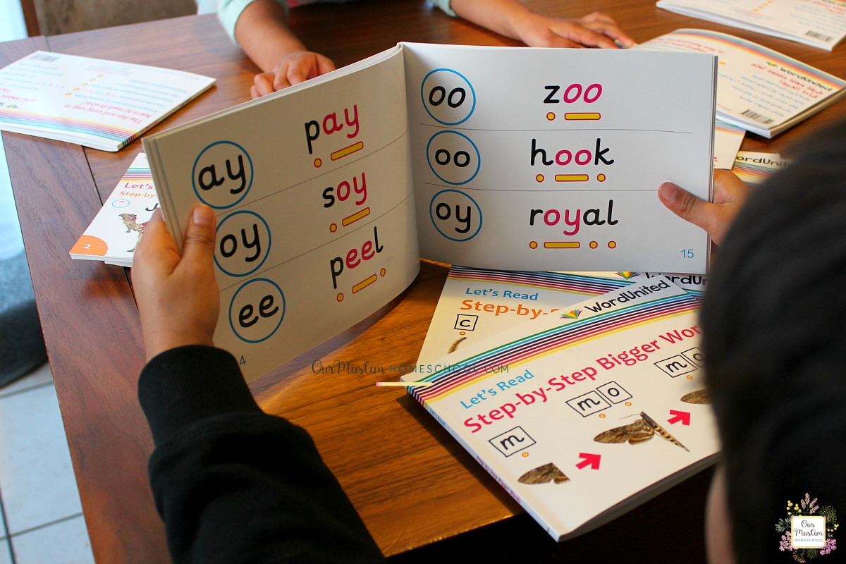 Learning Phonics with WordUnited