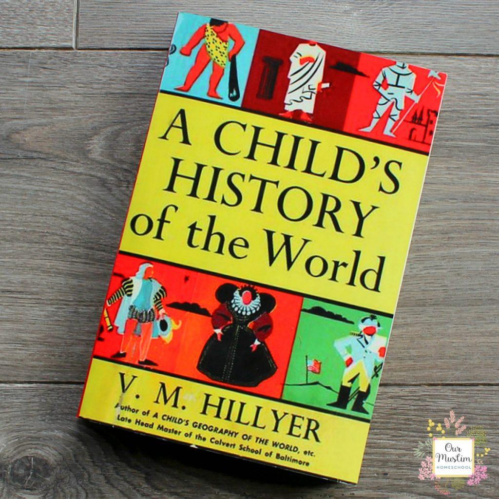 Homeschool history living curriculum