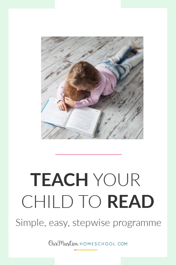 How to teach kids to read with reading eggs books
