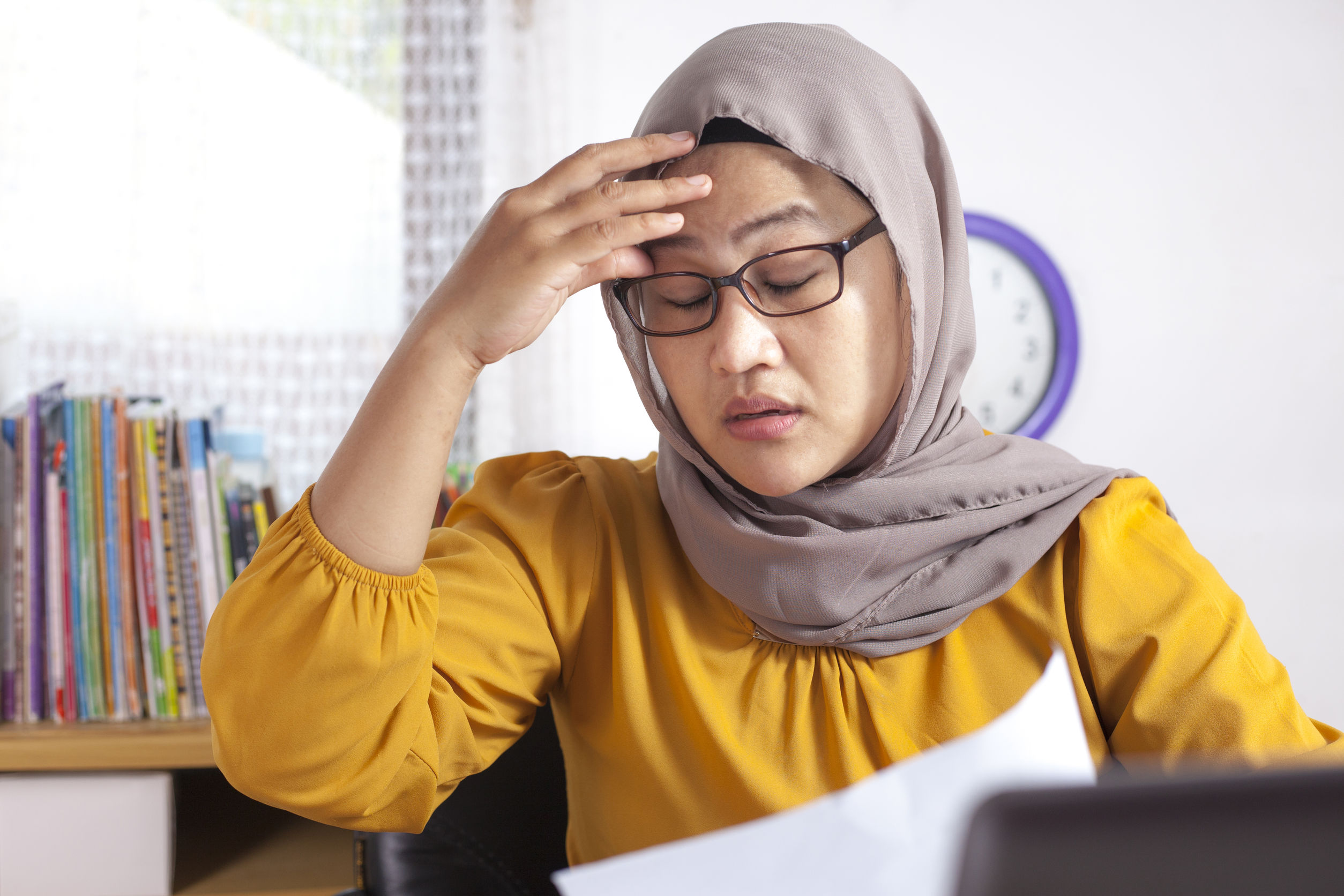 How to homeschool when you're overwhelmed and stress. Don't compare! From our Muslim Homeschool
