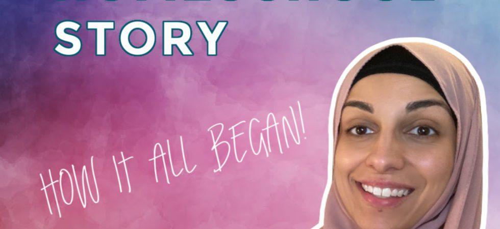 how to start homeschooling - how our muslim homeschool began