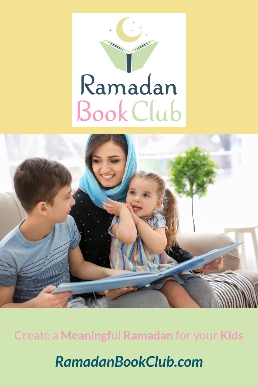 Ramadan book club for kids - Create a meaningful ramadan for your kids