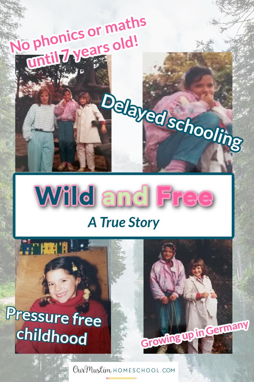 Wild and Free Muslim Homeschool