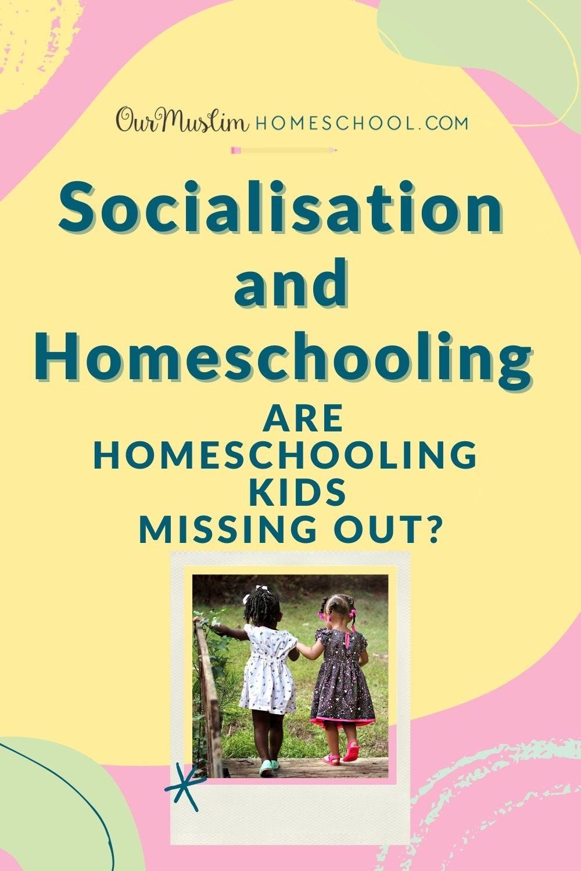 socialisation homeschool