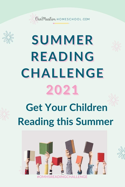 Reading Challenge Our Muslim Homeschool