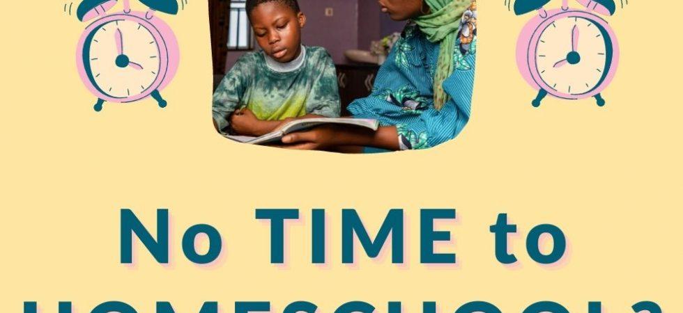 muslim homeschool schedule